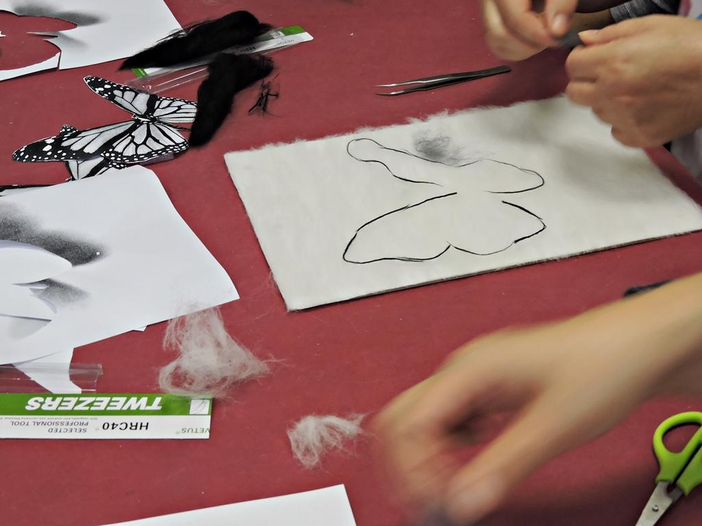 arthobbystudio lublin0002warsztaty welna malowane filc motyl