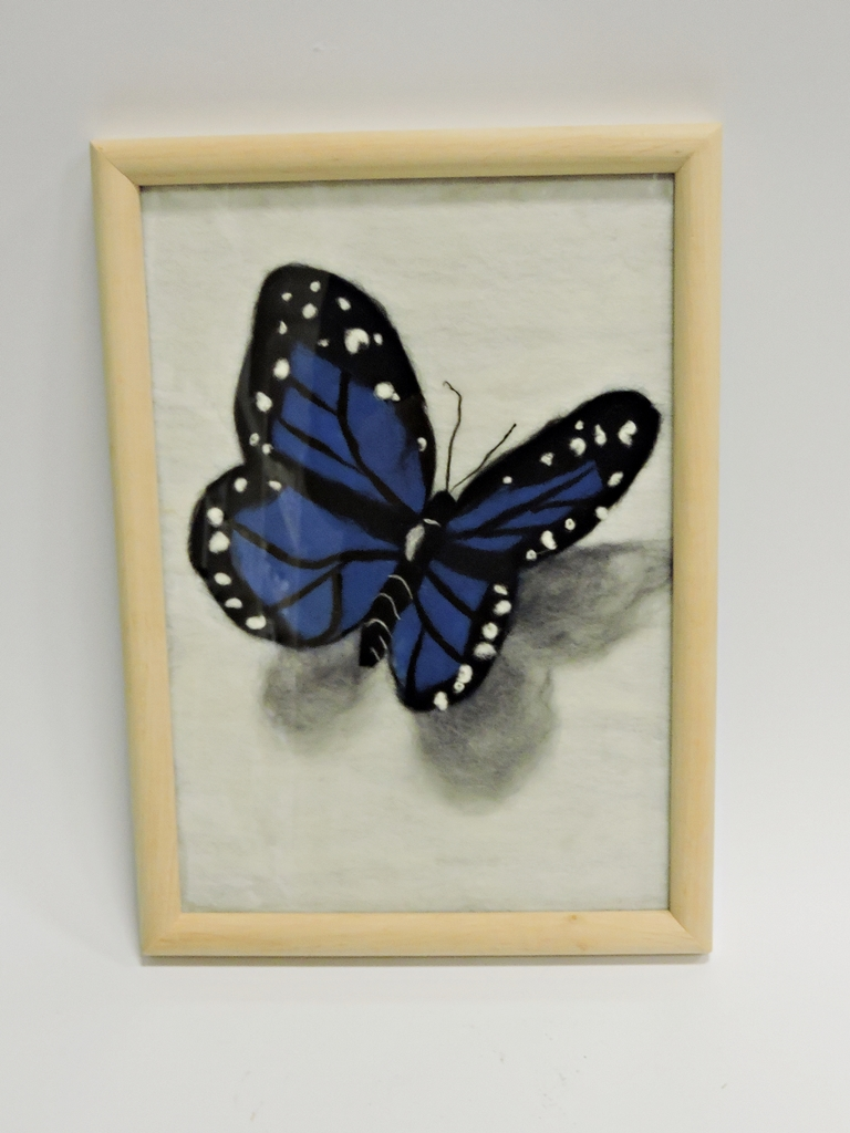 arthobbystudio lublin0005warsztaty welna malowane filc motyl