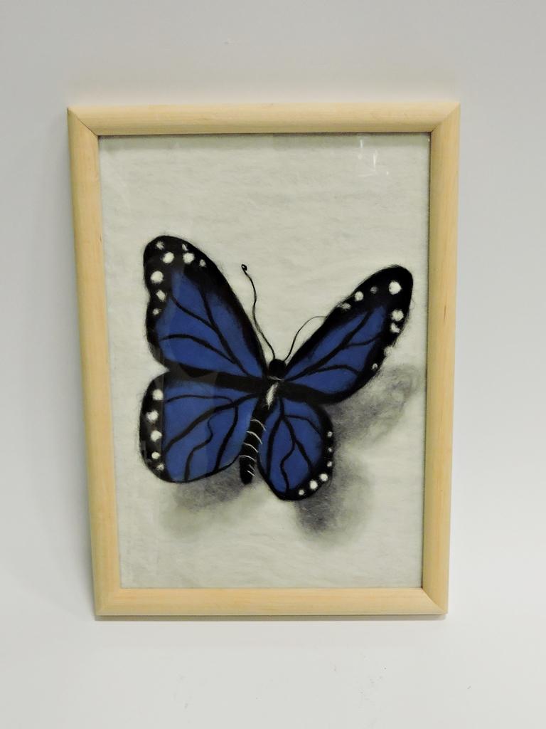 arthobbystudio lublin0007warsztaty welna malowane filc motyl
