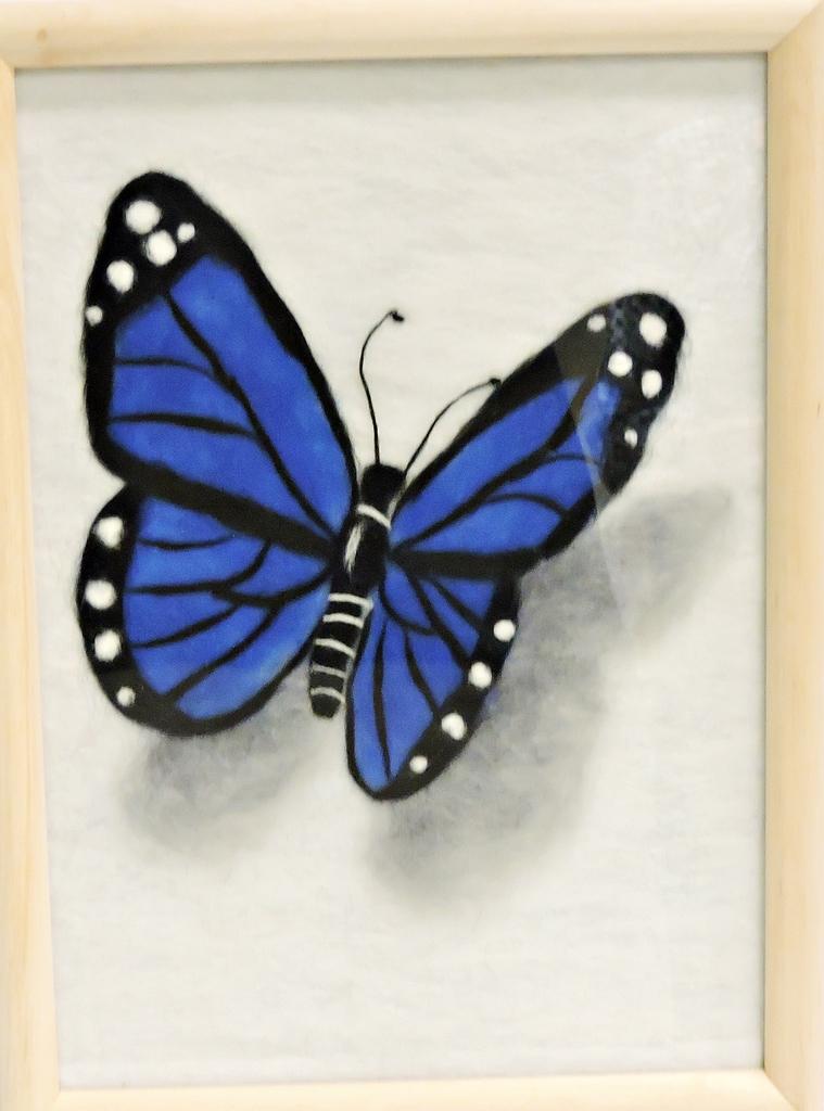 arthobbystudio lublin0009warsztaty welna malowane filc motyl