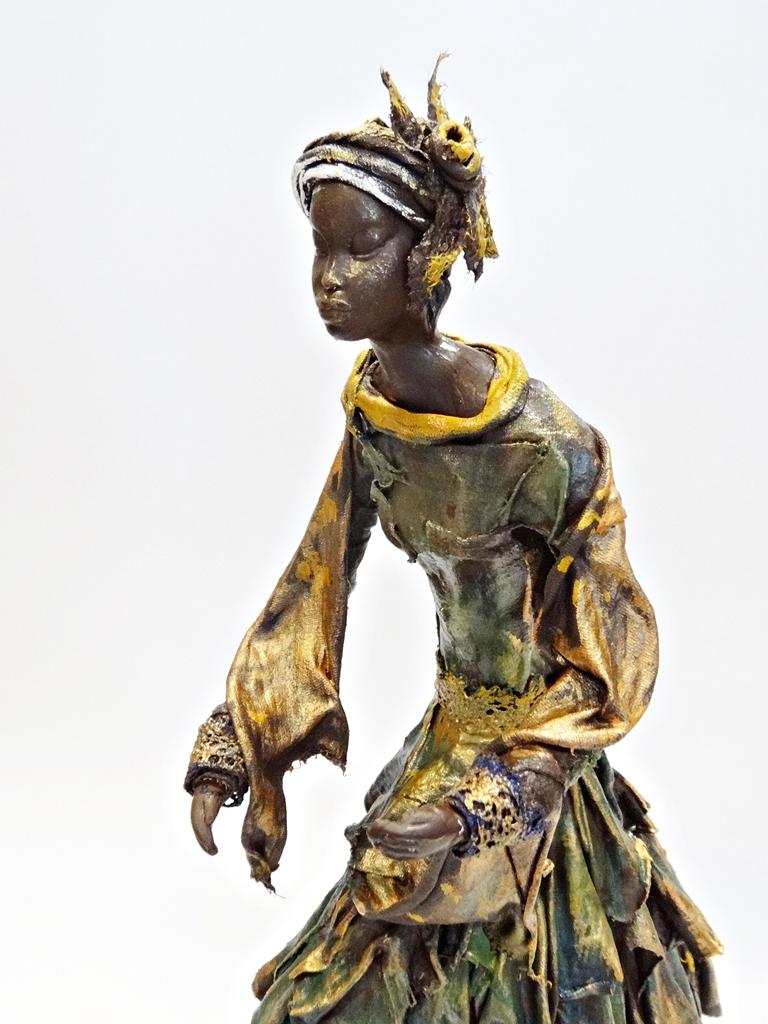 arthobbystudio lublin0012warsztaty powertex postac afrykanska rzezba