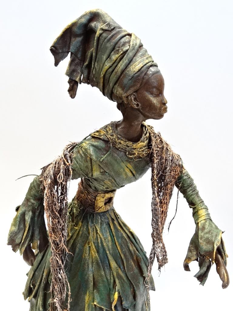 arthobbystudio lublin0017warsztaty powertex postac afrykanska rzezba