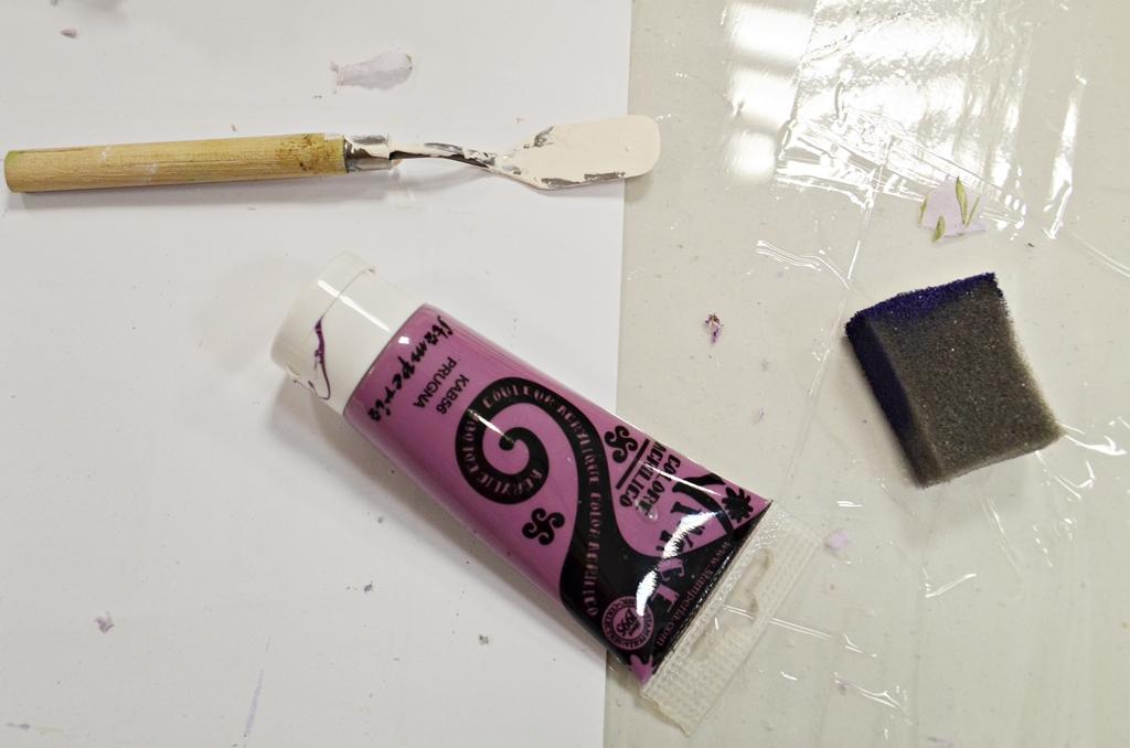 arthobbystudio lublin0011warsztaty decoupage lawendowy chustecznik zofia szewczyk