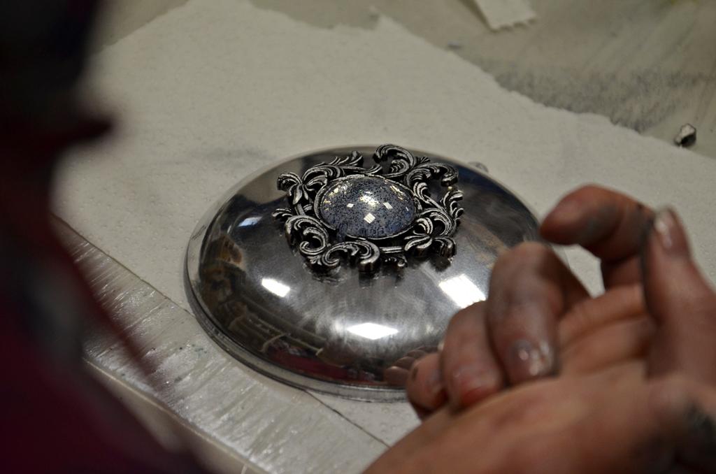 arthobbystudio lublin0023warsztaty lustrzany medalion