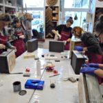 arthobbystudio lublin0001warsztaty kosz kwiatowy decoupage mixmedia skrzynia 150x150