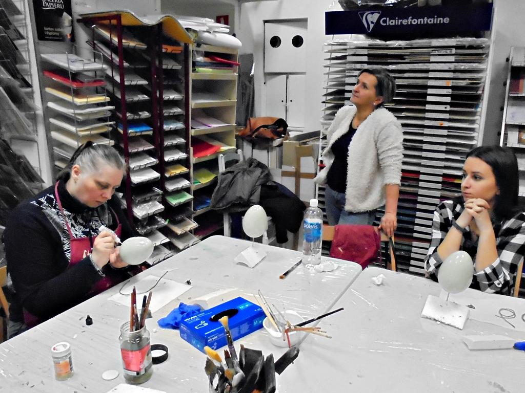 arthobbystudio lublin0001warsztaty pisanka decoupage vintage
