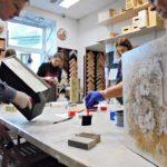 arthobbystudio lublin0002warsztaty kosz kwiatowy decoupage mixmedia skrzynia 150x150