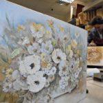 arthobbystudio lublin0005warsztaty kosz kwiatowy decoupage mixmedia skrzynia 150x150