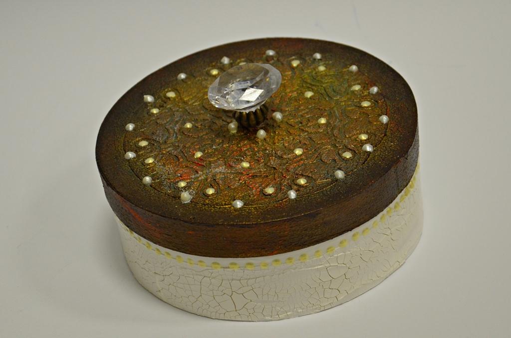 arthobbystudio lublin0009warsztaty mandala pudełko mixmedia decoupage