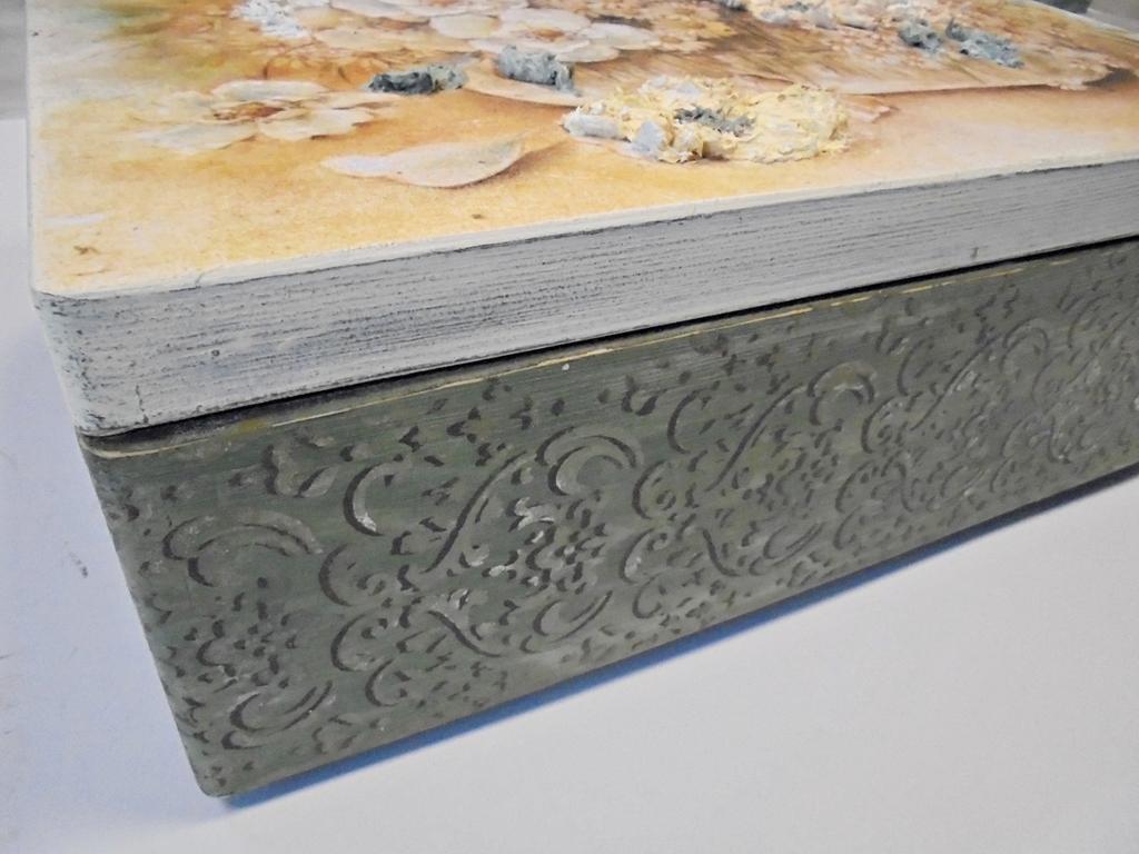 arthobbystudio lublin0012warsztaty kosz kwiatowy decoupage mixmedia skrzynia