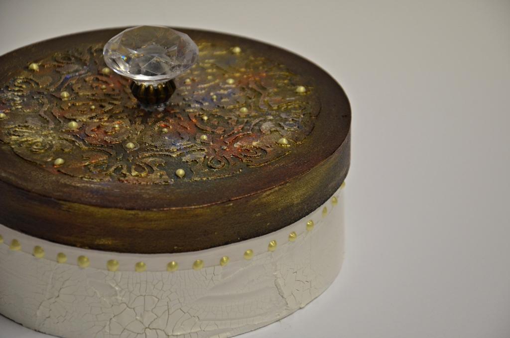 arthobbystudio lublin0012warsztaty mandala pudełko mixmedia decoupage