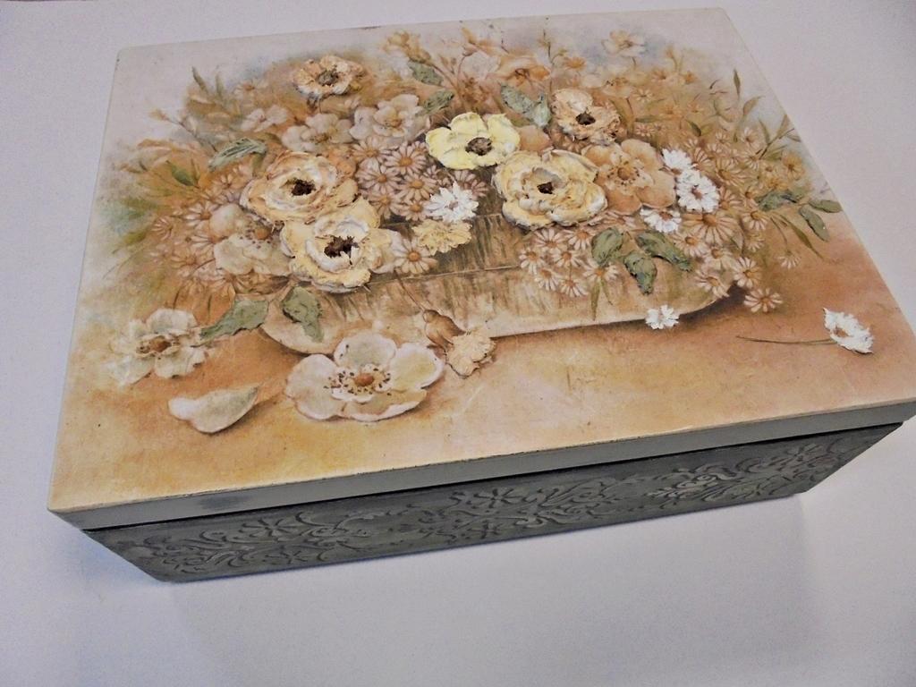 arthobbystudio lublin0015warsztaty kosz kwiatowy decoupage mixmedia skrzynia