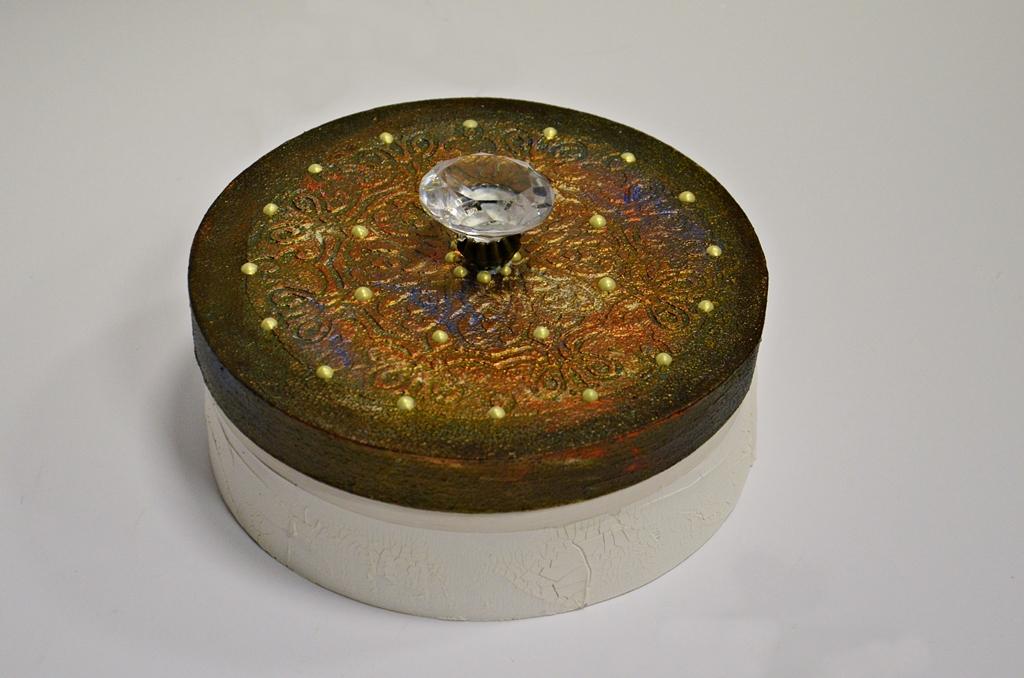 arthobbystudio lublin0017warsztaty mandala pudełko mixmedia decoupage