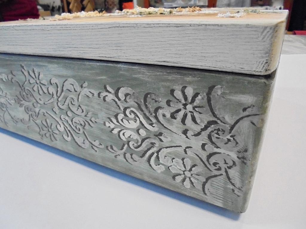 arthobbystudio lublin0018warsztaty kosz kwiatowy decoupage mixmedia skrzynia