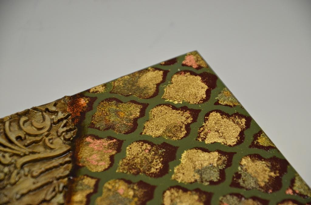 arthobbystudio lublin0027warsztaty decoupage mixmedia kasetka pudelko tekstura texture
