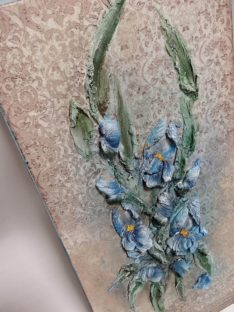arthobbystudio lublin0016warsztaty irysy blejtram obraz beta woskowiak