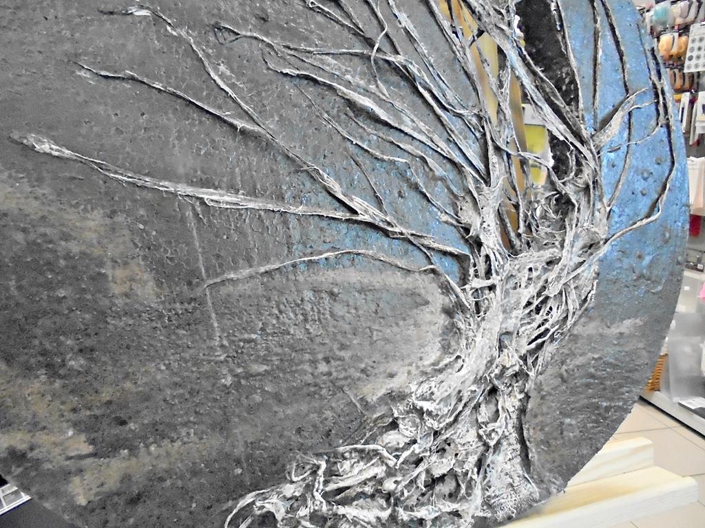 arthobbystudio lublin0008warsztaty powertex rzezba drzewo