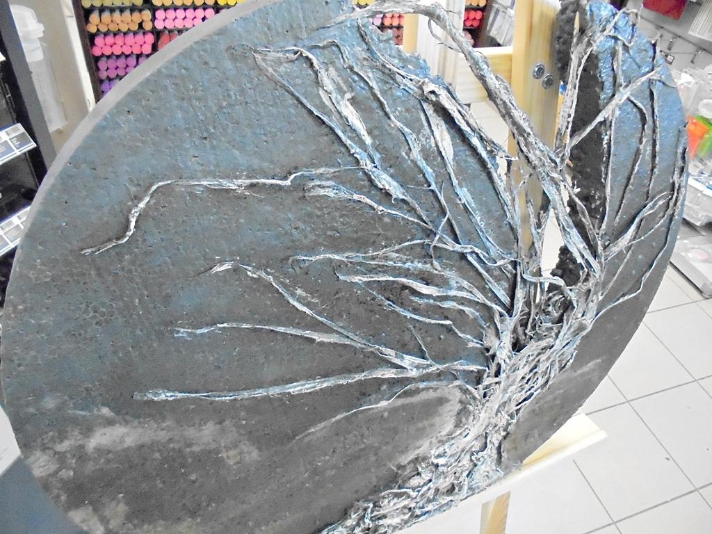 arthobbystudio lublin0009warsztaty powertex rzezba drzewo