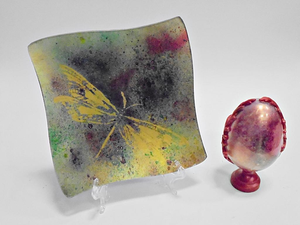 arthobbystudio lublin0018warsztaty talerz zestaw pisanka mixmediowy mixmedia mixmediowa