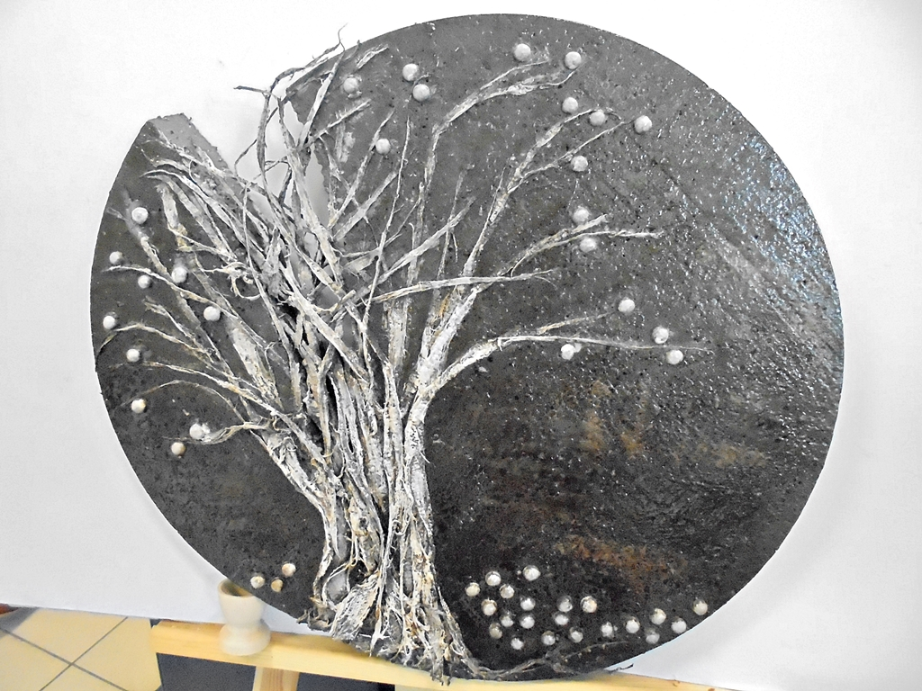 arthobbystudio lublin0030warsztaty powertex rzezba drzewo