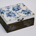 arthobbystudio lublin0007warsztaty decoupage herbaciarka vintage spekania cracle 150x150