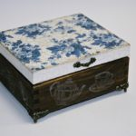arthobbystudio lublin0010warsztaty decoupage herbaciarka vintage spekania cracle 150x150