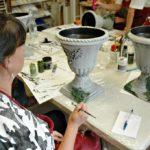 arthobbystudio lublin0002warsztaty efekt betonu mchu stylizacja ornament donica palacowa 150x150