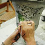 arthobbystudio lublin0008warsztaty efekt betonu mchu stylizacja ornament donica palacowa 150x150