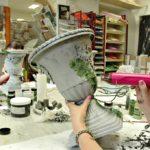 arthobbystudio lublin0013warsztaty efekt betonu mchu stylizacja ornament donica palacowa 150x150