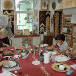 arthobbystudio lublin0005warsztaty patera talerz efekt antyczne srebro ornamenty dekoracja dekoracyjna zofia szewczyk 150x150