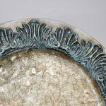 arthobbystudio lublin0015warsztaty patera talerz efekt antyczne srebro ornamenty dekoracja dekoracyjna zofia szewczyk 150x150