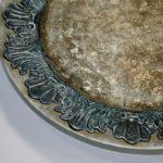 arthobbystudio lublin0017warsztaty patera talerz efekt antyczne srebro ornamenty dekoracja dekoracyjna zofia szewczyk 150x150