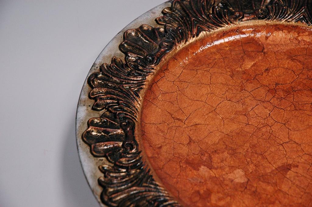 arthobbystudio lublin0022warsztaty patera talerz efekt antyczne srebro ornamenty dekoracja dekoracyjna zofia szewczyk