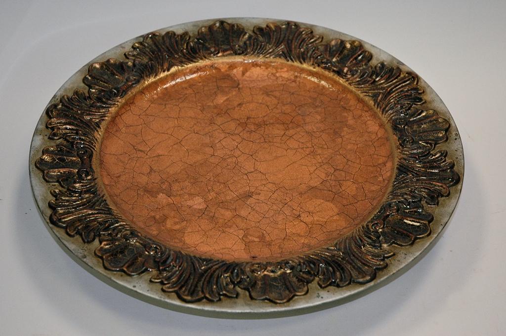arthobbystudio lublin0025warsztaty patera talerz efekt antyczne srebro ornamenty dekoracja dekoracyjna zofia szewczyk