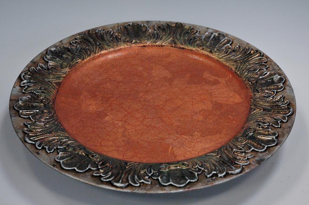 arthobbystudio lublin0029warsztaty patera talerz efekt antyczne srebro ornamenty dekoracja dekoracyjna zofia szewczyk