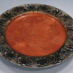 arthobbystudio lublin0031warsztaty patera talerz efekt antyczne srebro ornamenty dekoracja dekoracyjna zofia szewczyk 150x150