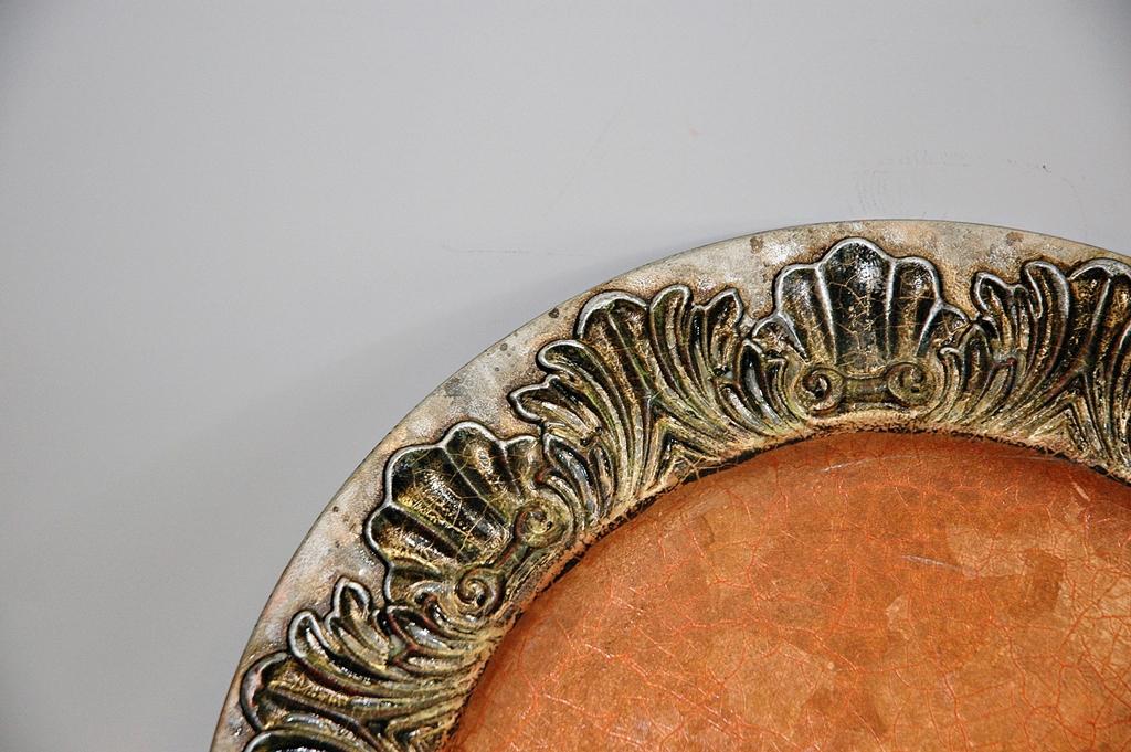 arthobbystudio lublin0036warsztaty patera talerz efekt antyczne srebro ornamenty dekoracja dekoracyjna zofia szewczyk