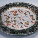 arthobbystudio lublin0037warsztaty patera talerz efekt antyczne srebro ornamenty dekoracja dekoracyjna zofia szewczyk 150x150