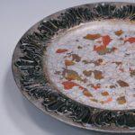 arthobbystudio lublin0040warsztaty patera talerz efekt antyczne srebro ornamenty dekoracja dekoracyjna zofia szewczyk 150x150