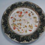 arthobbystudio lublin0044warsztaty patera talerz efekt antyczne srebro ornamenty dekoracja dekoracyjna zofia szewczyk 150x150