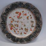 arthobbystudio lublin0046warsztaty patera talerz efekt antyczne srebro ornamenty dekoracja dekoracyjna zofia szewczyk 150x150