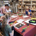 arthobbystudio lublin0002warsztaty welnamalowane welna malowane sloneczniki slonecznik 150x150