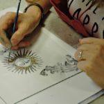 arthobbystudio lublin0004warsztaty taca astrella efekt lustra mixmedia decoupage 150x150