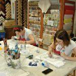 arthobbystudio lublin0005warsztaty taca astrella efekt lustra mixmedia decoupage 150x150