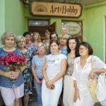 arthobbystudio lublin0011warsztaty foamiran kwiatyzfoamiranu pianka roza 150x150