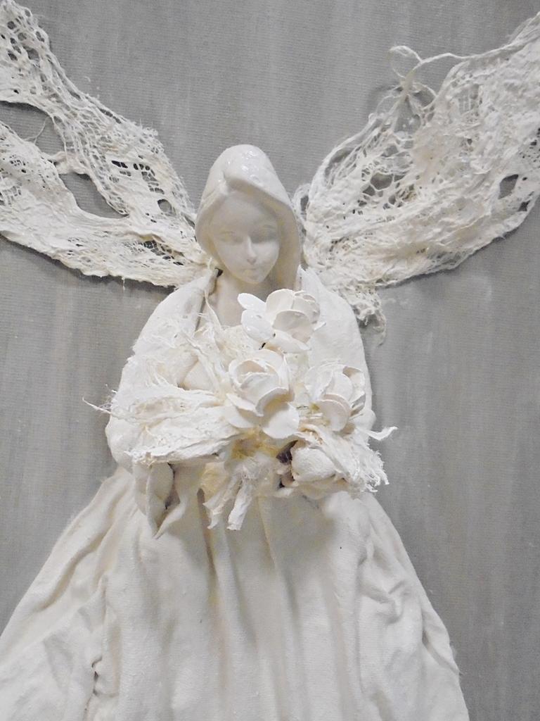 arthobbystudio lublin0013warsztaty powertex aniol na blejtramie