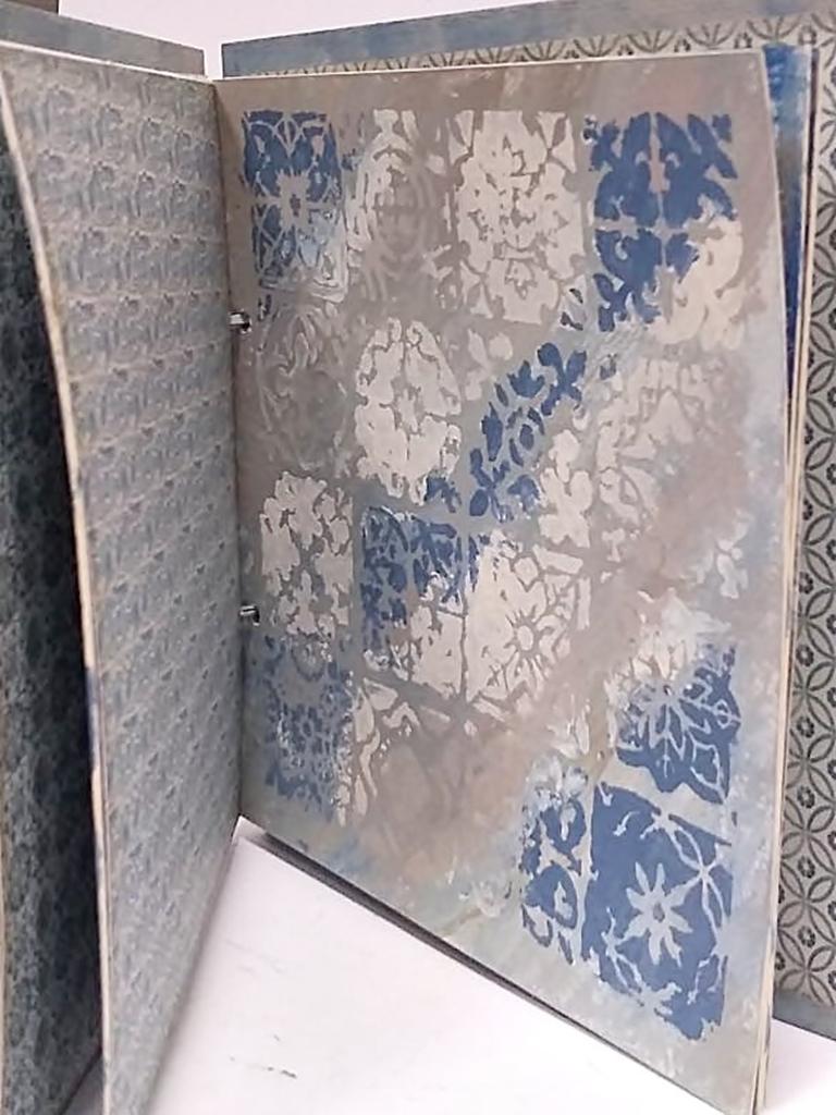 arthobbystudio lublin0018warsztaty scrap scrapbooking album azulejo