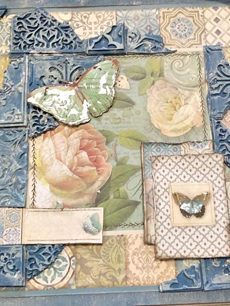 arthobbystudio lublin0024warsztaty scrap scrapbooking album azulejo
