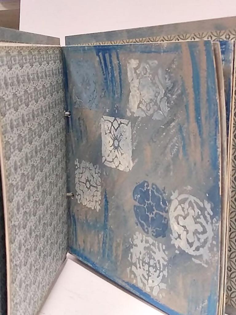 arthobbystudio lublin0030warsztaty scrap scrapbooking album azulejo