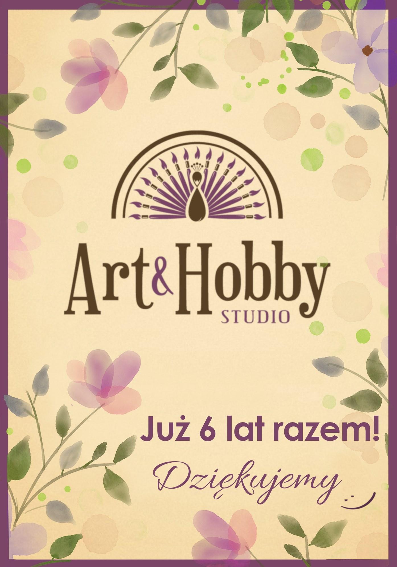 Art Hobby Studio Lublin urodziny